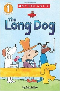 The Long Dog by Eric Seltzer book cover